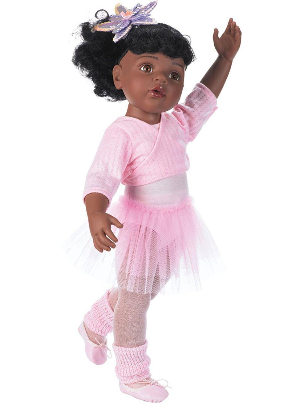 Hannah balletitund afroameeriklanna 50 cm Götz
