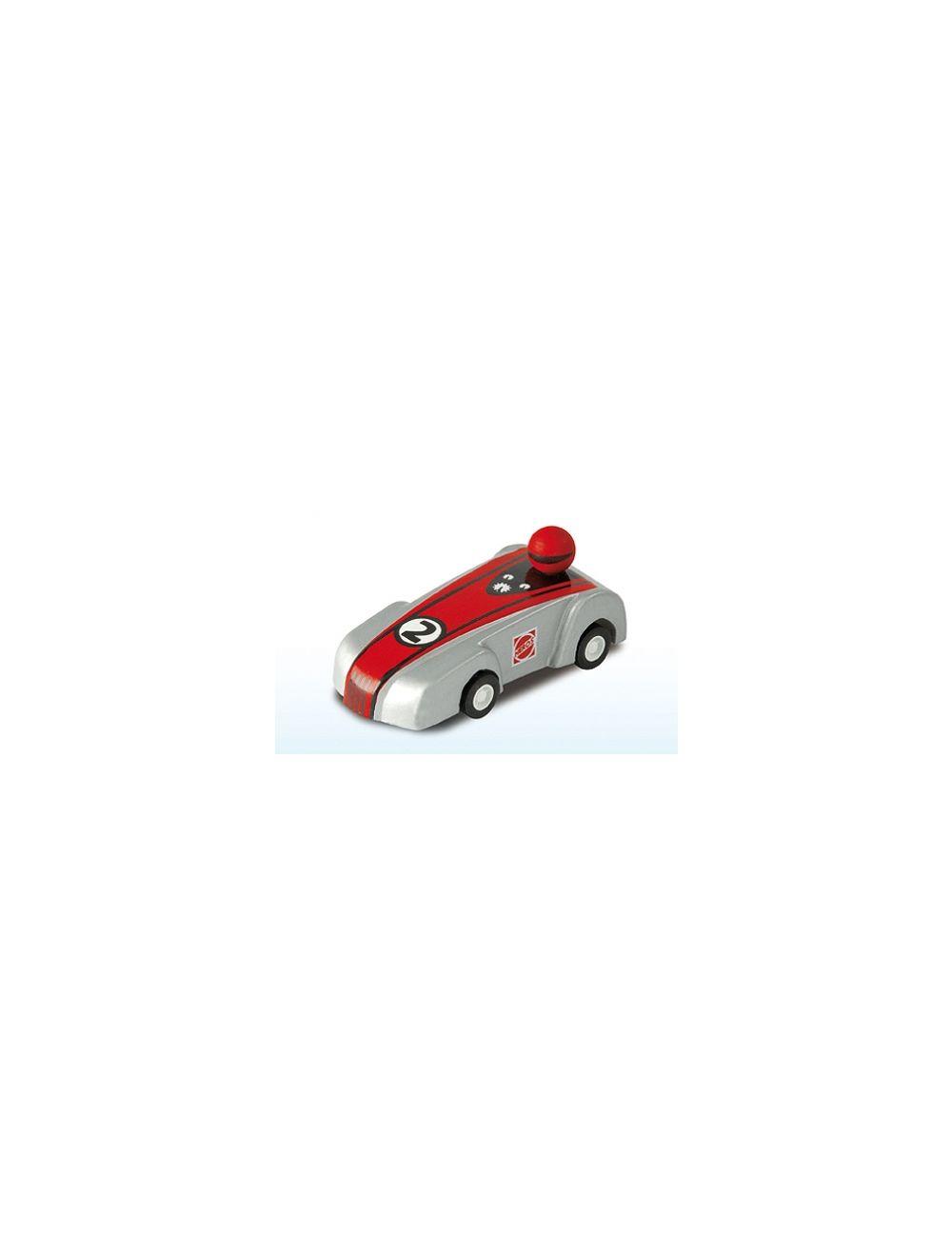 Võidusõiduauto vedrumootoriga