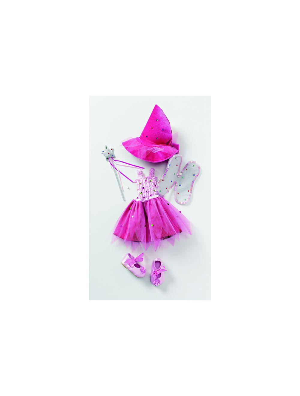 Muinasjutuhaldja kostüüm, s 45-50 cm