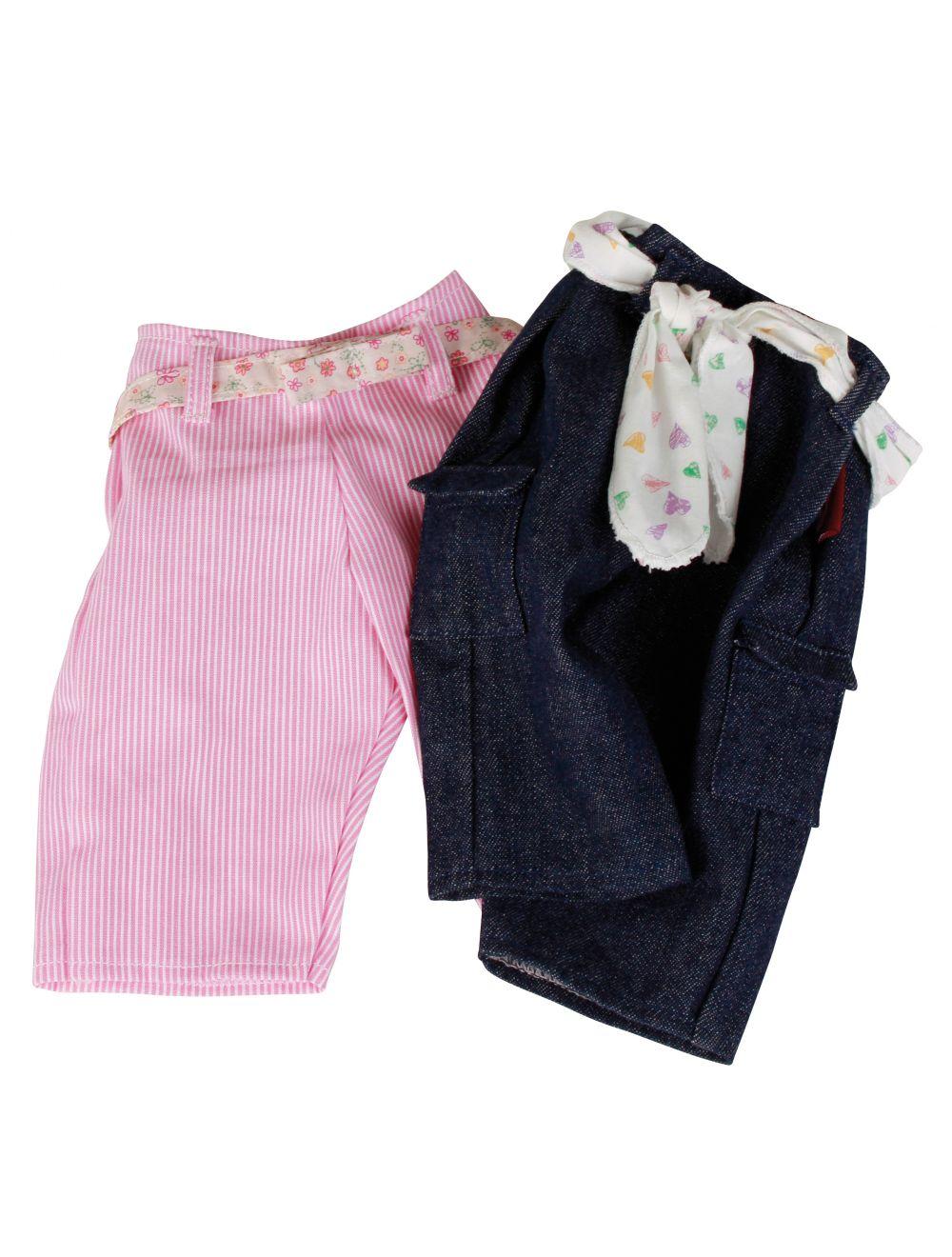 Püksid 2 paari 42-46 cm