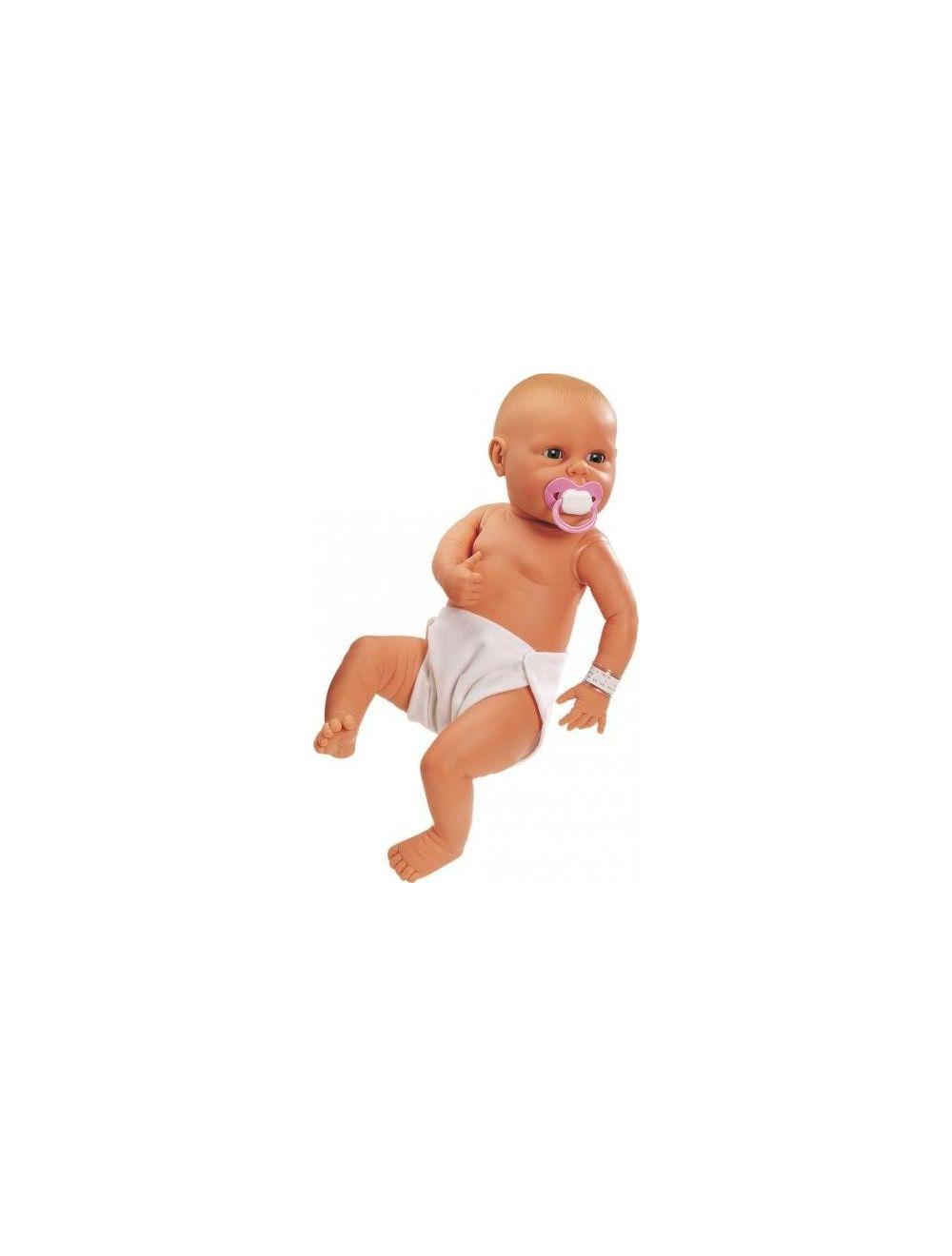 Beebinukk DREAM BABY WHITE 52 cm tüdruk