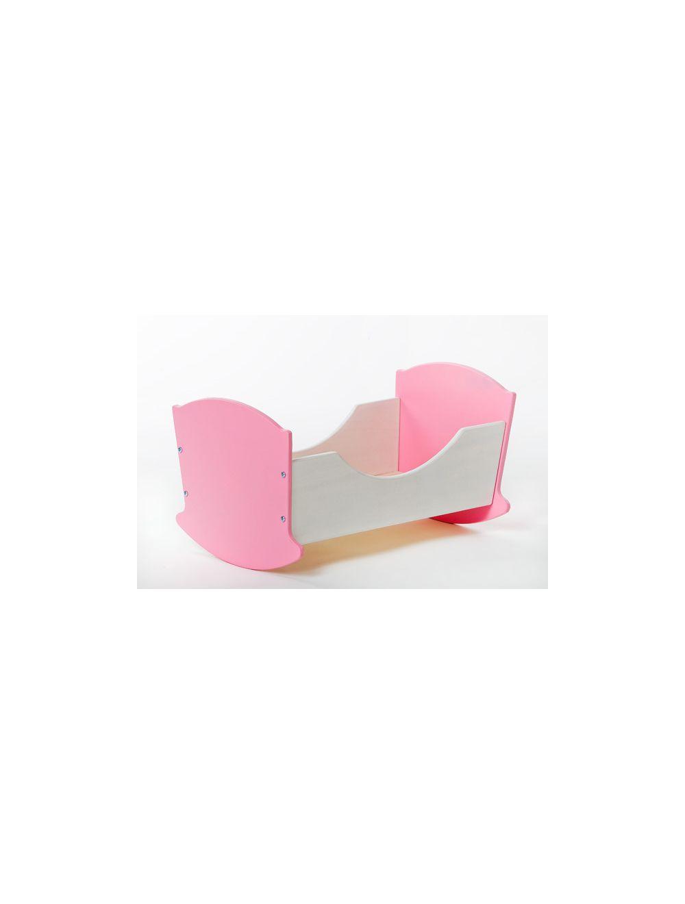 Häll 33cm roosa-valge