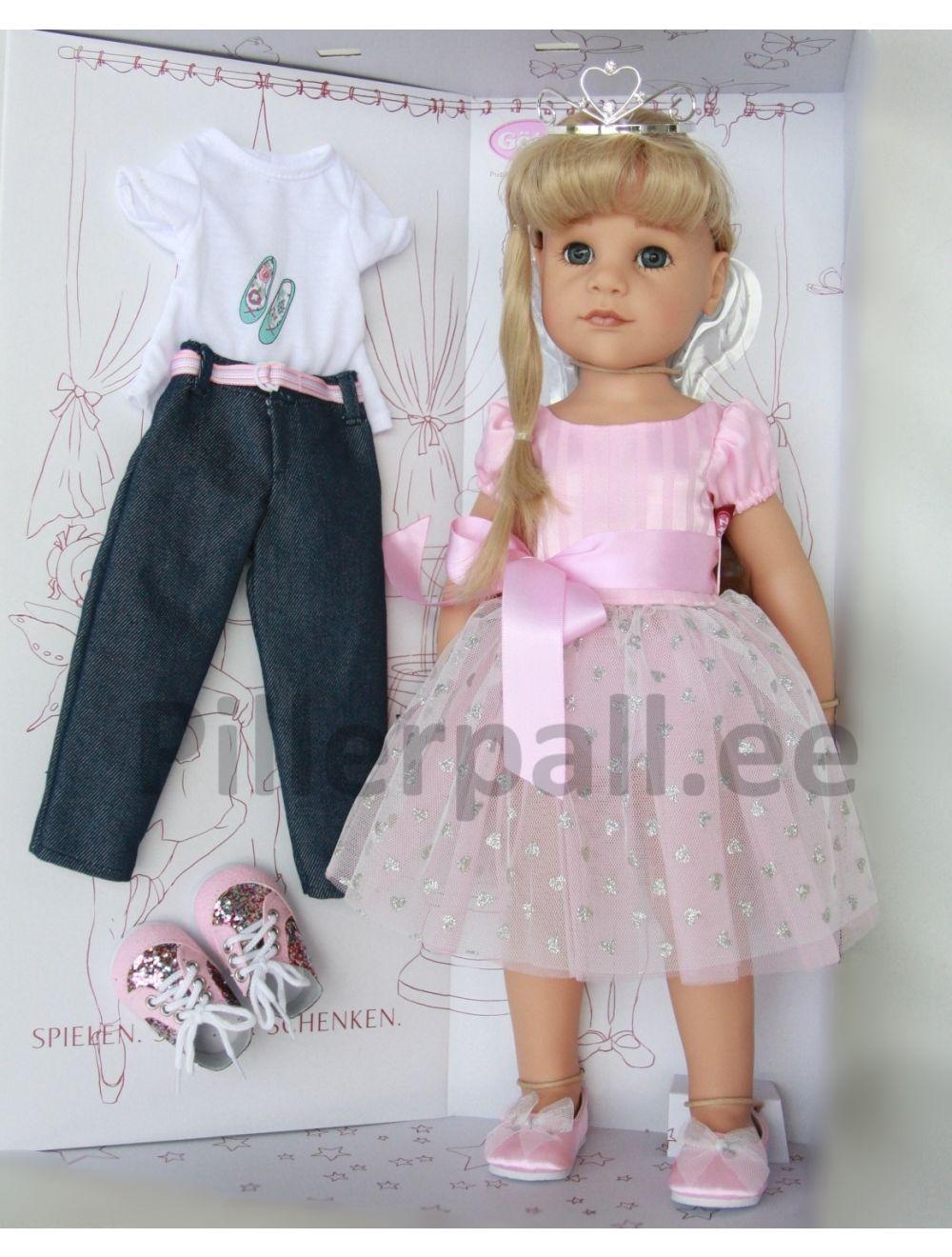 Hannah printsess 50 cm